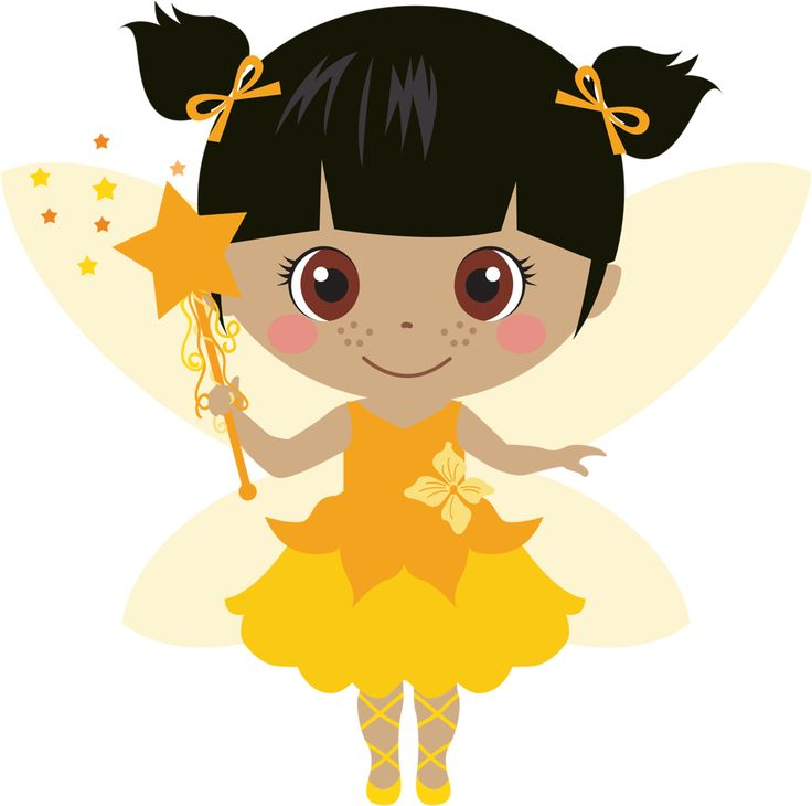 Fairy clipart #3, Download drawings