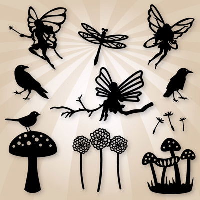 Fairy svg #6, Download drawings