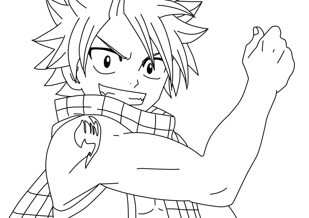 Fairy Tail coloring #3, Download drawings