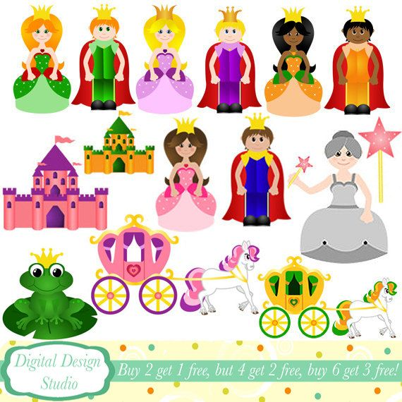 Fairy Tale clipart #4, Download drawings