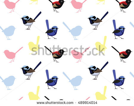Fairy-wren clipart #4, Download drawings