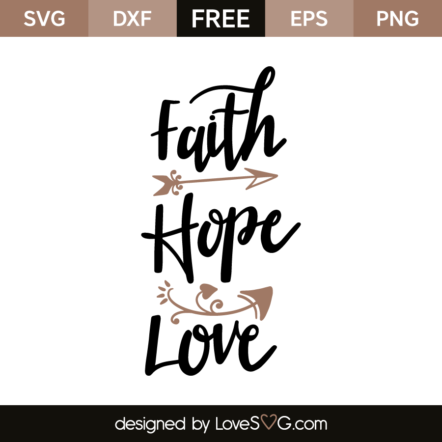 faith svg free #1261, Download drawings