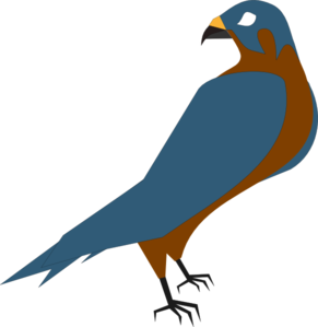 Falcon clipart #1, Download drawings