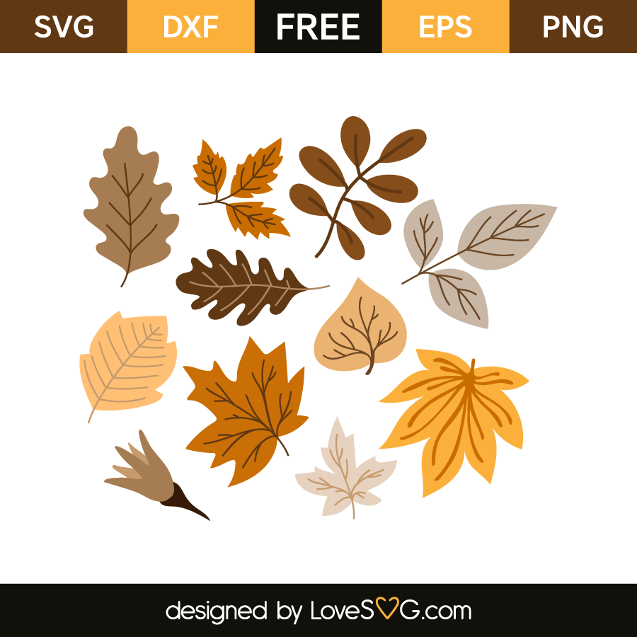 fall leaves svg #660, Download drawings