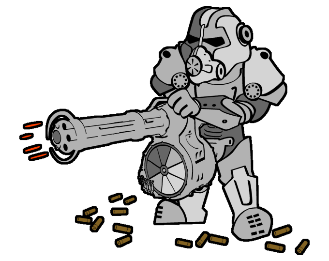 Fallout 4 coloring #11, Download drawings
