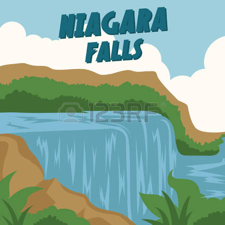 Falls clipart #2, Download drawings