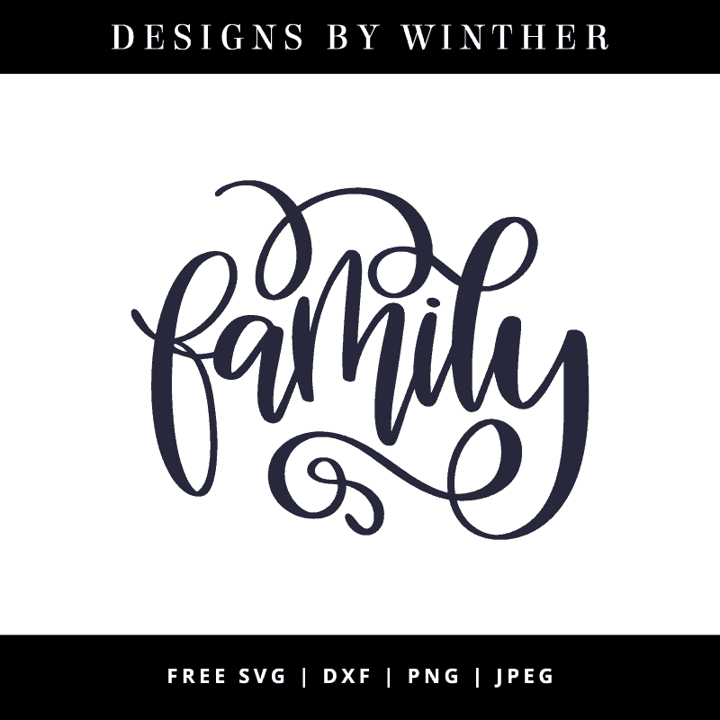 family svg #423, Download drawings