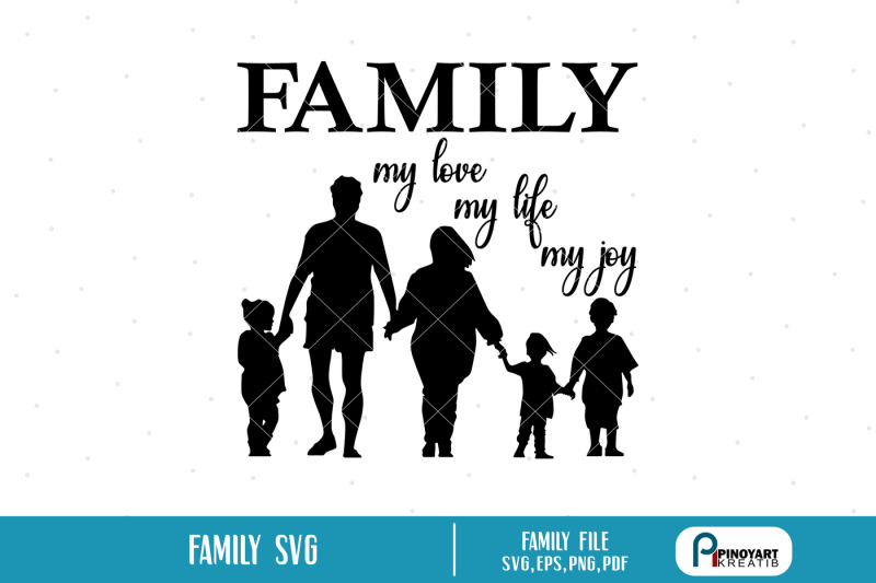 family svg free #408, Download drawings