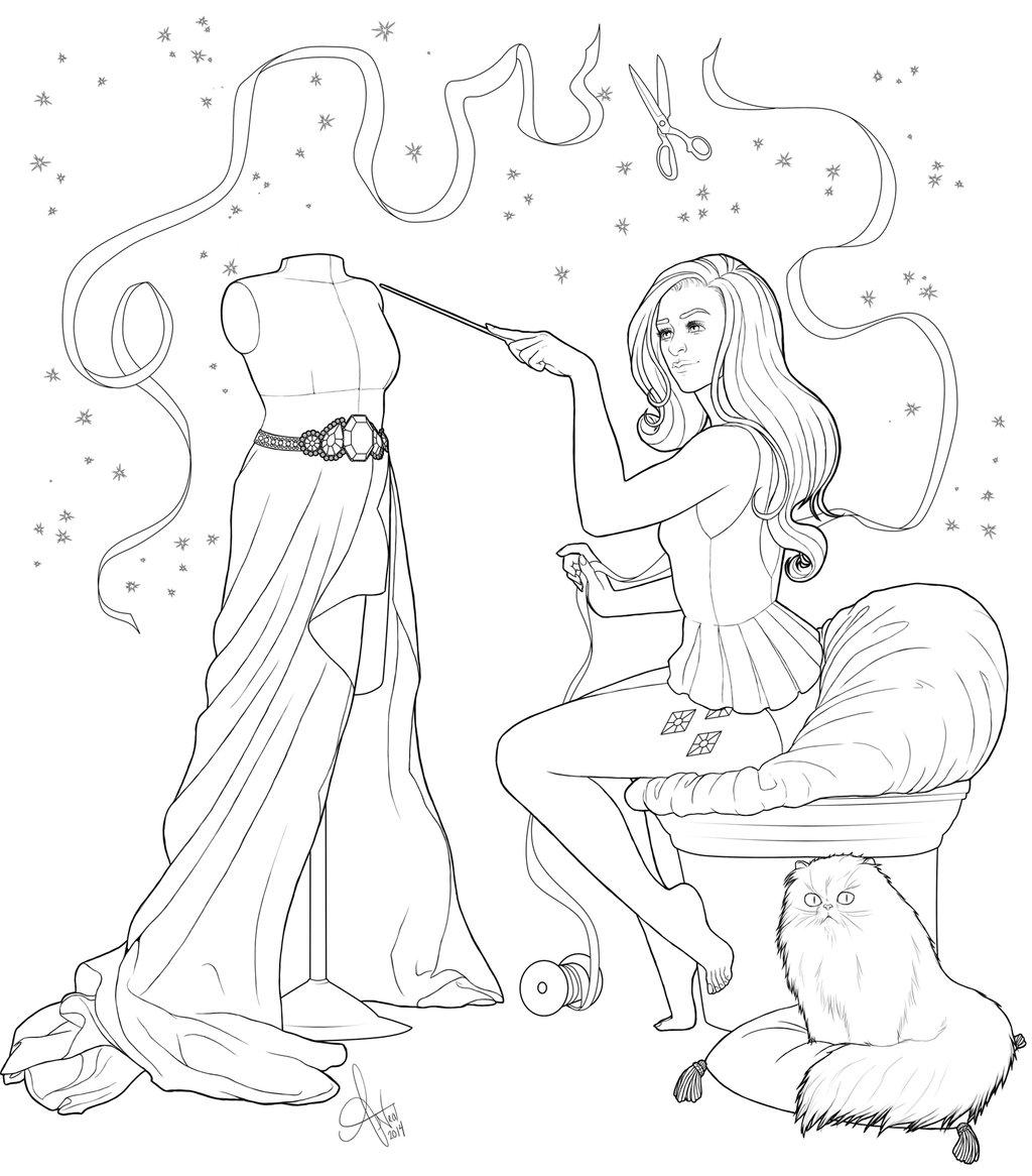 Fan Art coloring #16, Download drawings