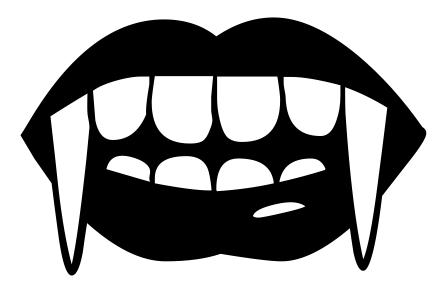 Fangs clipart #20, Download drawings
