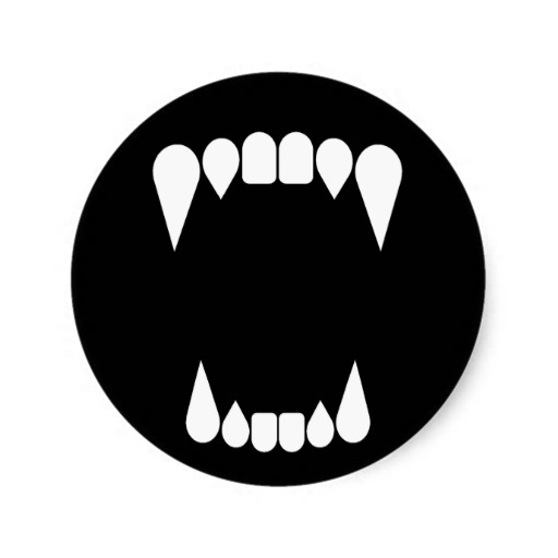 Fangs clipart #12, Download drawings