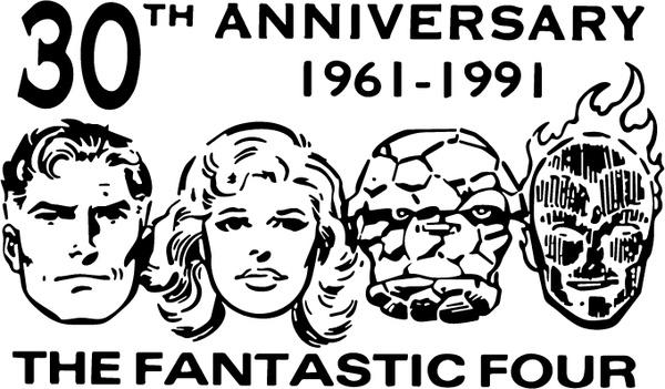 Fantastic Four svg #10, Download drawings