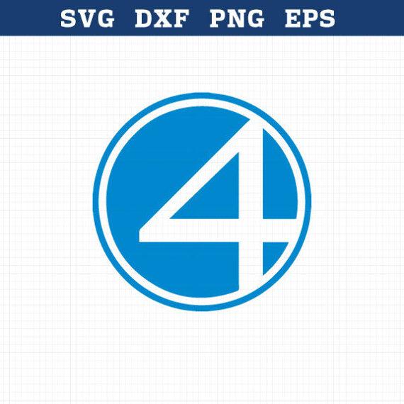 Fantastic Four svg #18, Download drawings