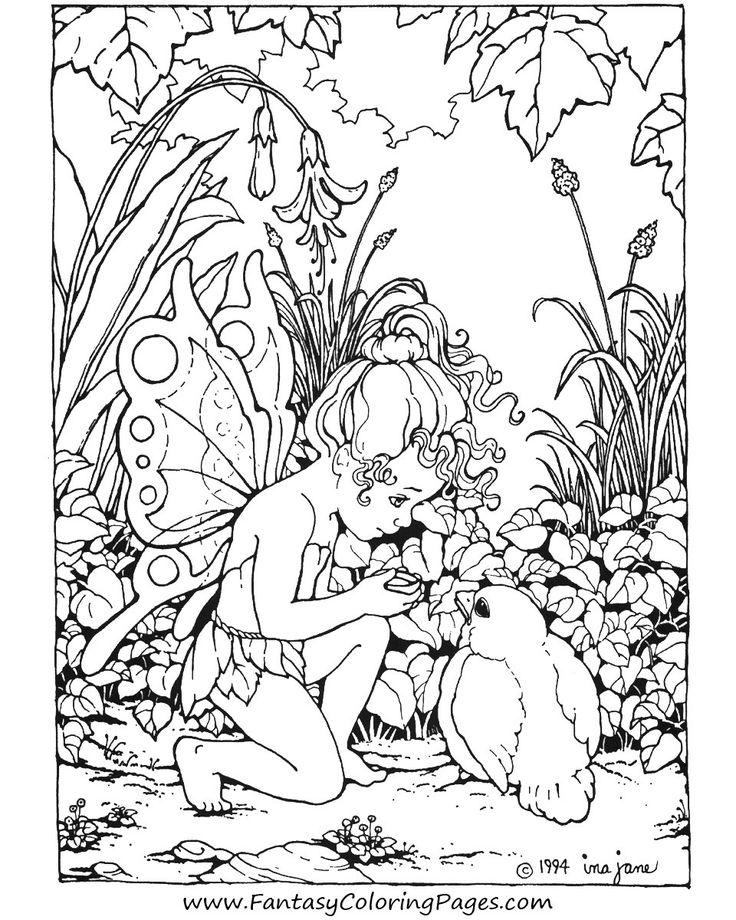 Fantasy coloring #15, Download drawings