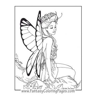 Fantasy coloring #1, Download drawings