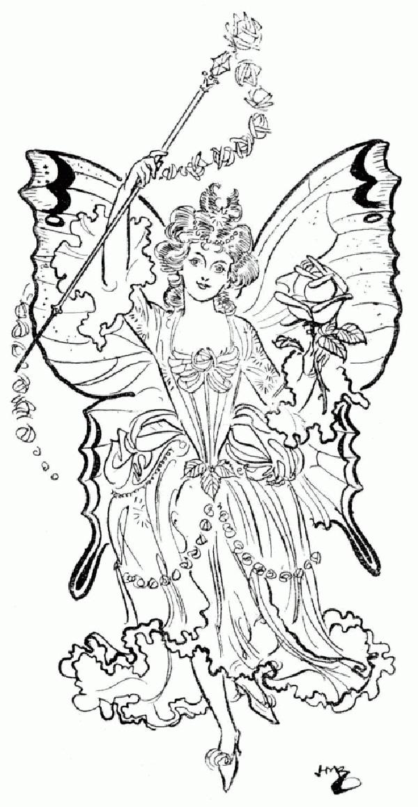 Fantasy coloring #5, Download drawings