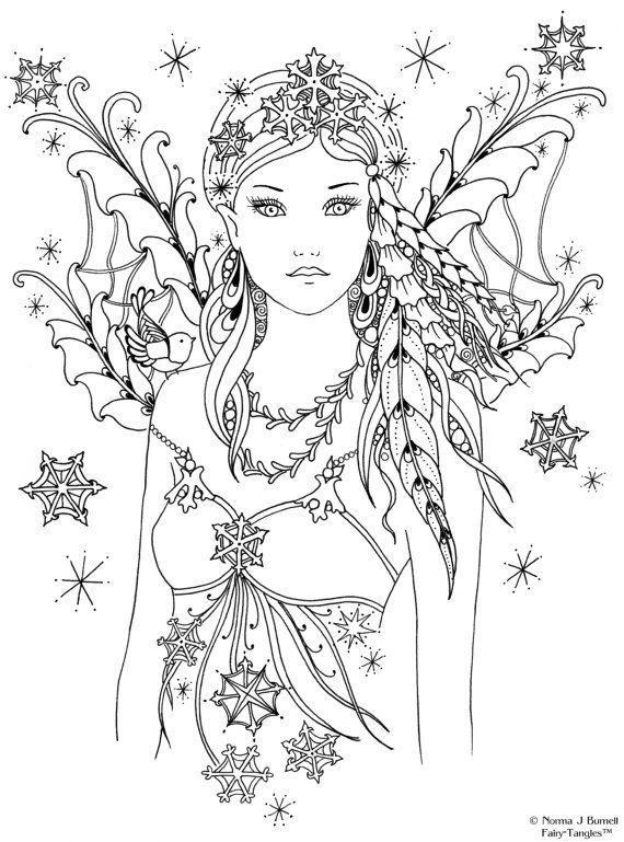 Fantasy coloring #2, Download drawings