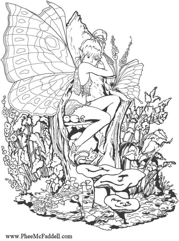 Fantasy coloring #18, Download drawings