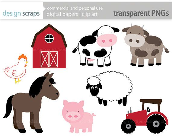 Farm Animals clipart #3, Download drawings