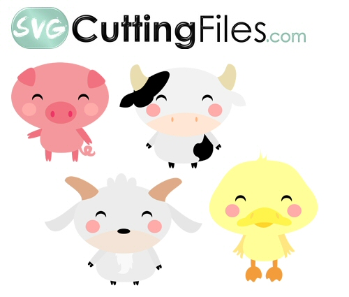 Farm Animals svg #17, Download drawings