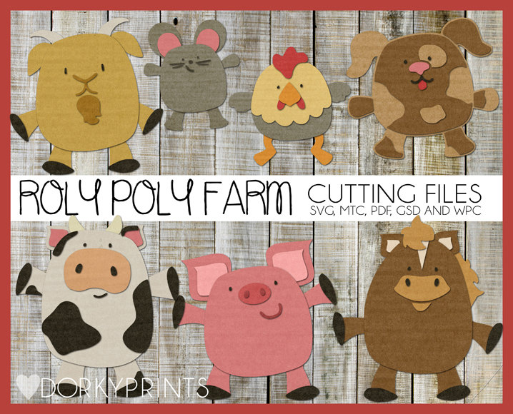Farm Animals svg #14, Download drawings