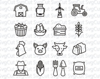 Farm Animals svg #9, Download drawings