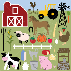 Farm Animals svg #18, Download drawings