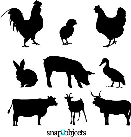 Farm Animals svg #20, Download drawings