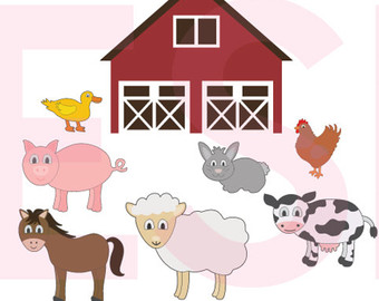 Farm Animals svg #19, Download drawings