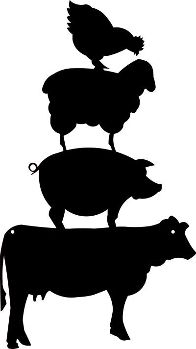 Farm Animals svg #13, Download drawings