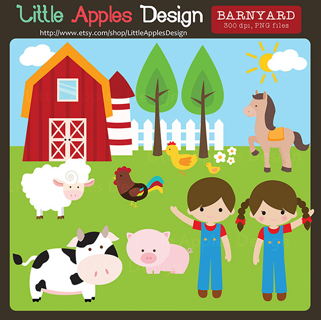 Farm clipart #4, Download drawings