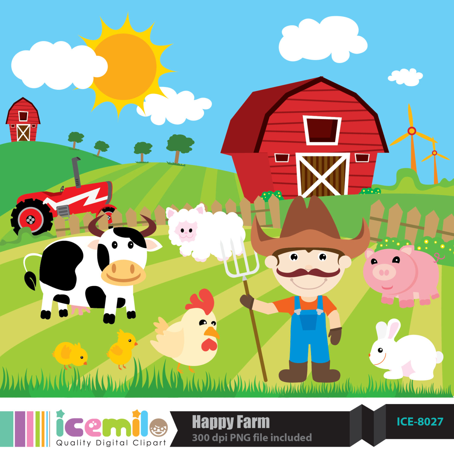 Farm clipart #8, Download drawings