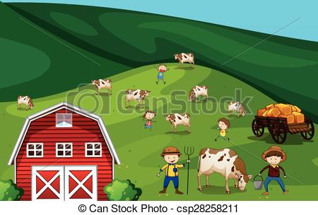 Farmland clipart #12, Download drawings