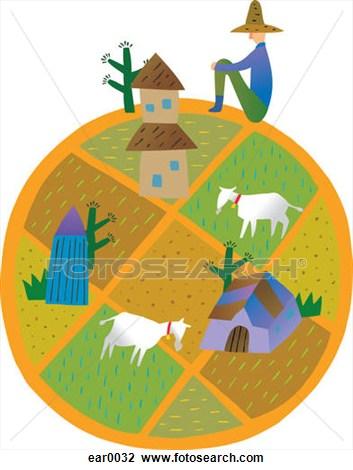 Farmland clipart #10, Download drawings