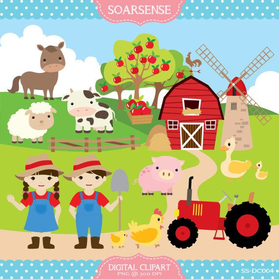 Farms clipart #17, Download drawings