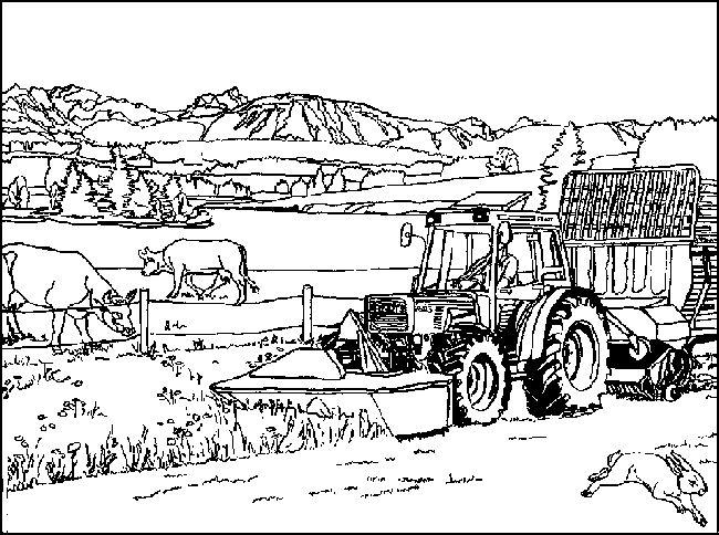 Farms coloring #10, Download drawings