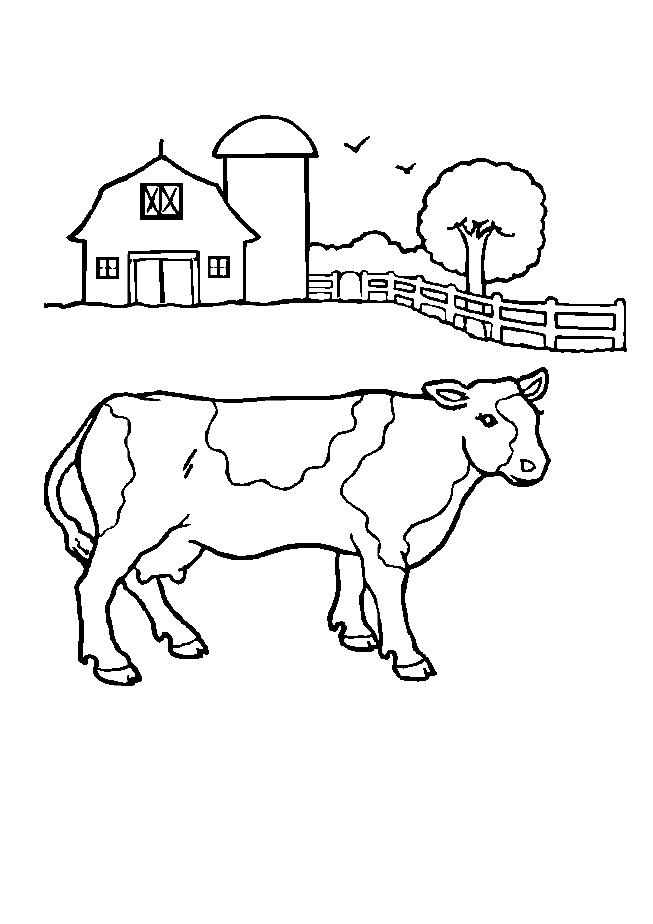 Farms coloring #5, Download drawings