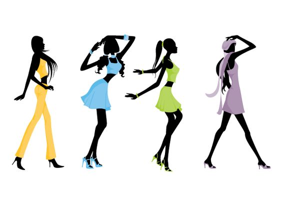 Fashion clipart #8, Download drawings