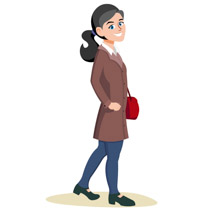 Fashion clipart #16, Download drawings