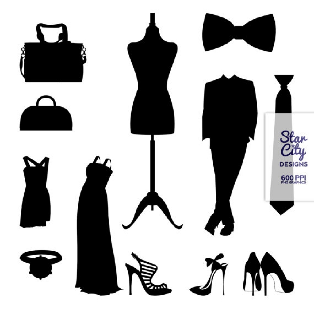 Fashion clipart #7, Download drawings