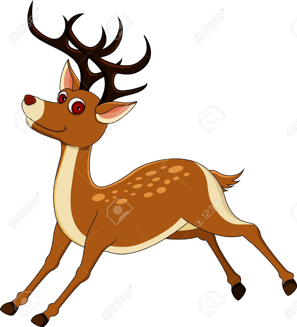 Fawn clipart #13, Download drawings