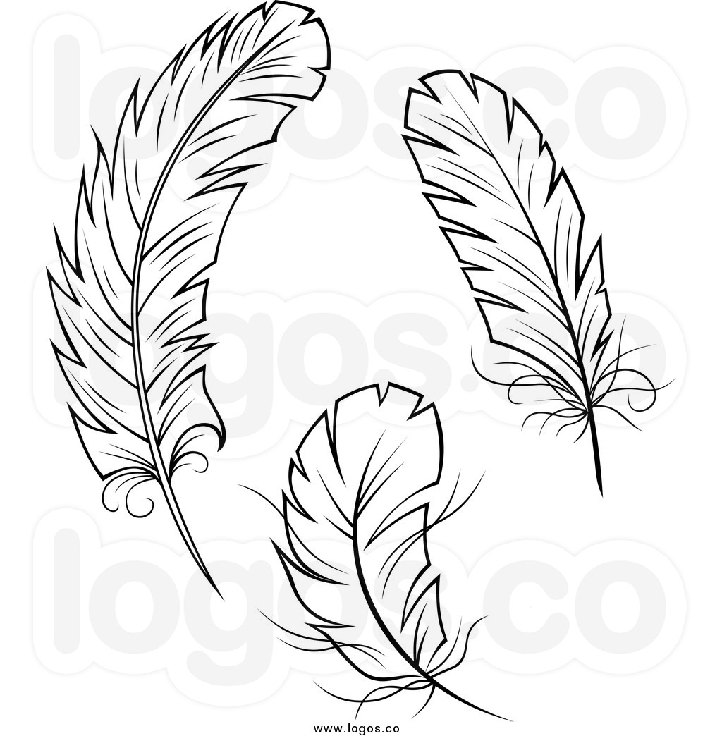 Feather clipart #3, Download drawings