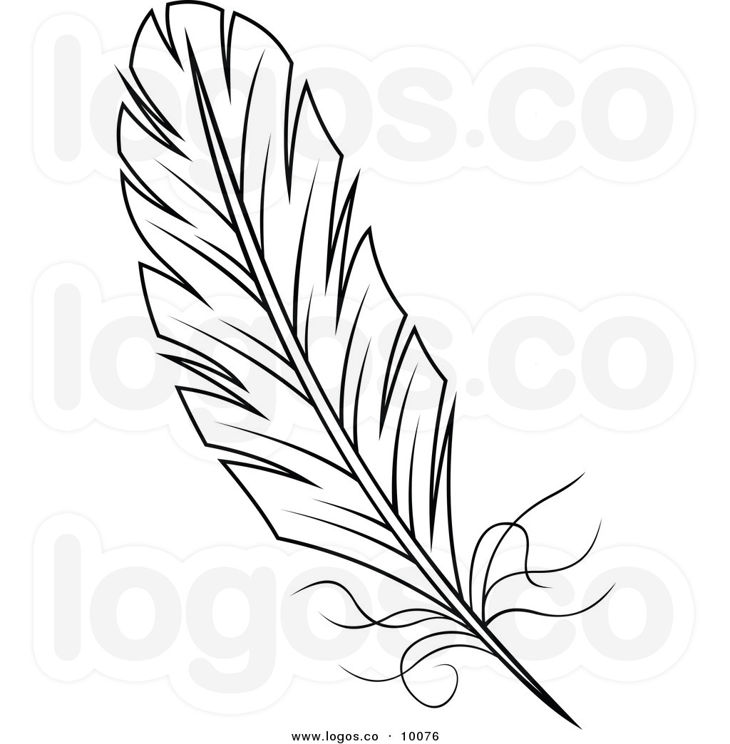 Feather clipart #7, Download drawings
