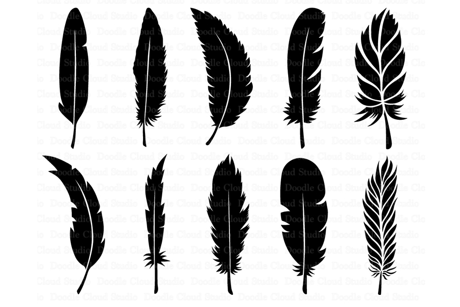 feather svg free #756, Download drawings