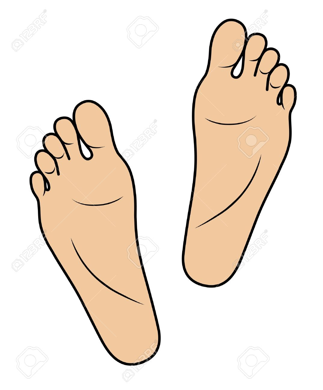 Feet clipart #5, Download drawings