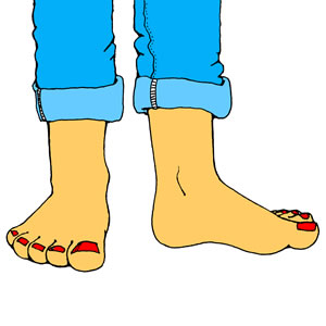 Feet clipart #12, Download drawings