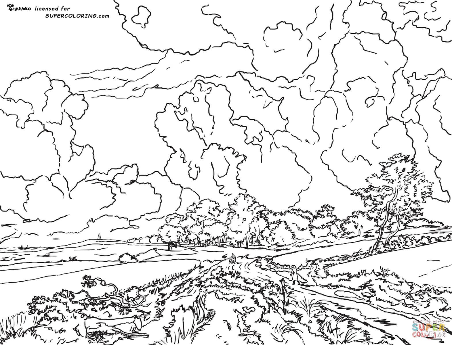 Feilds coloring #2, Download drawings