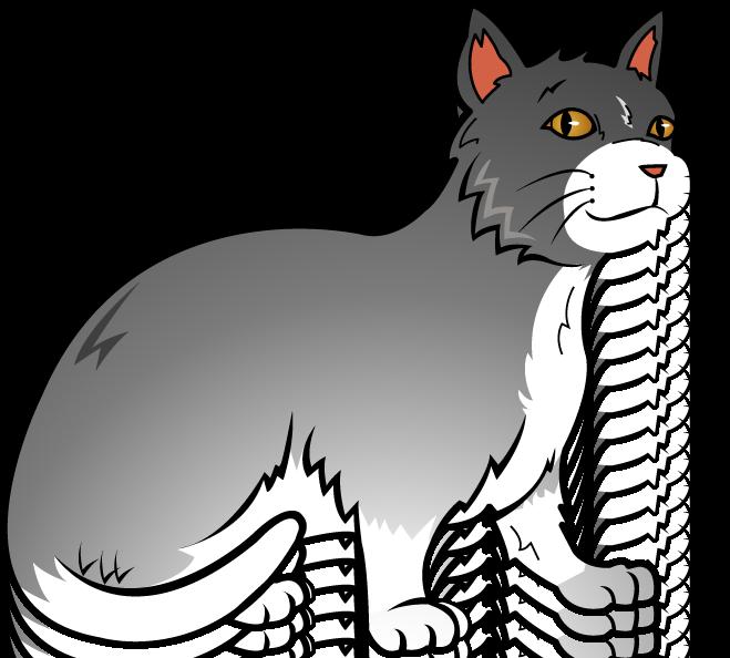 Feline clipart #7, Download drawings