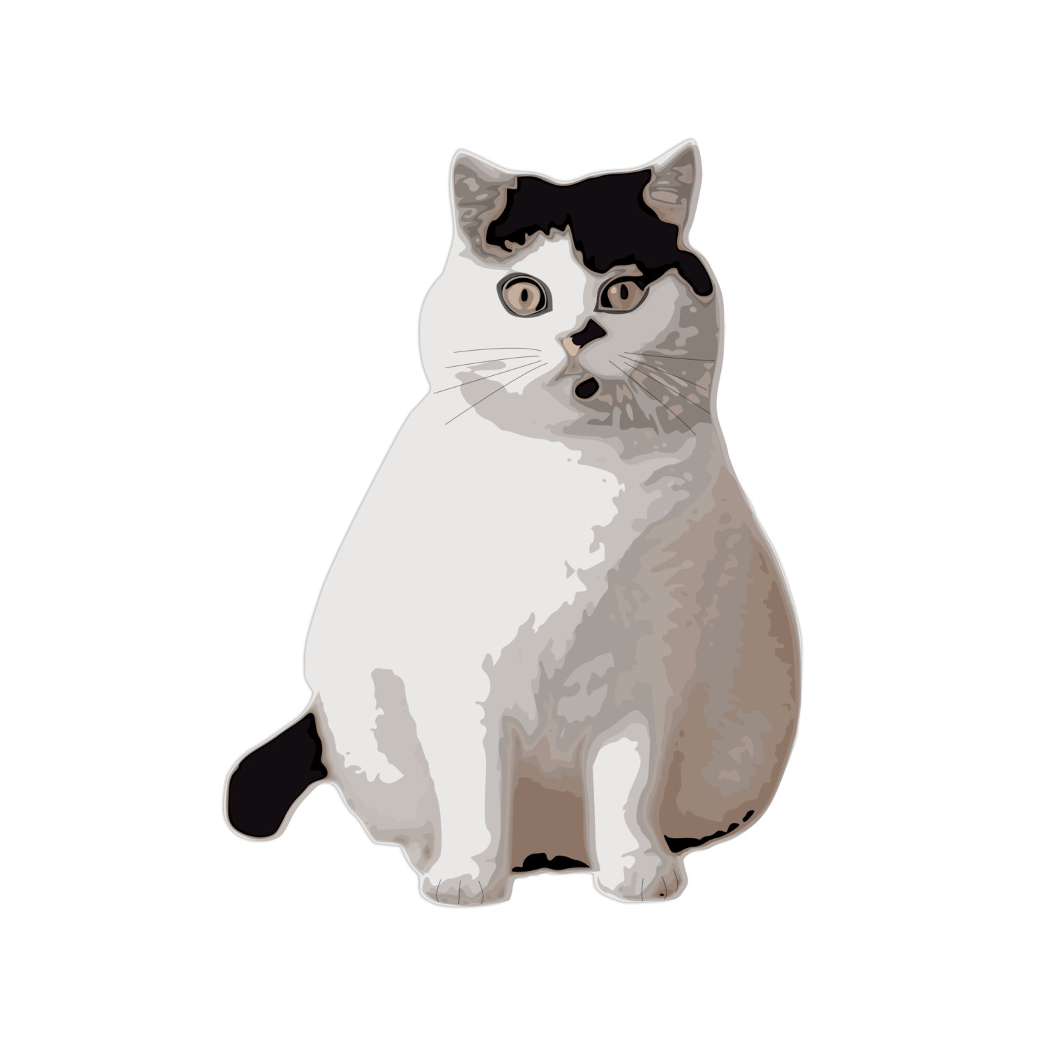 Feline clipart #13, Download drawings