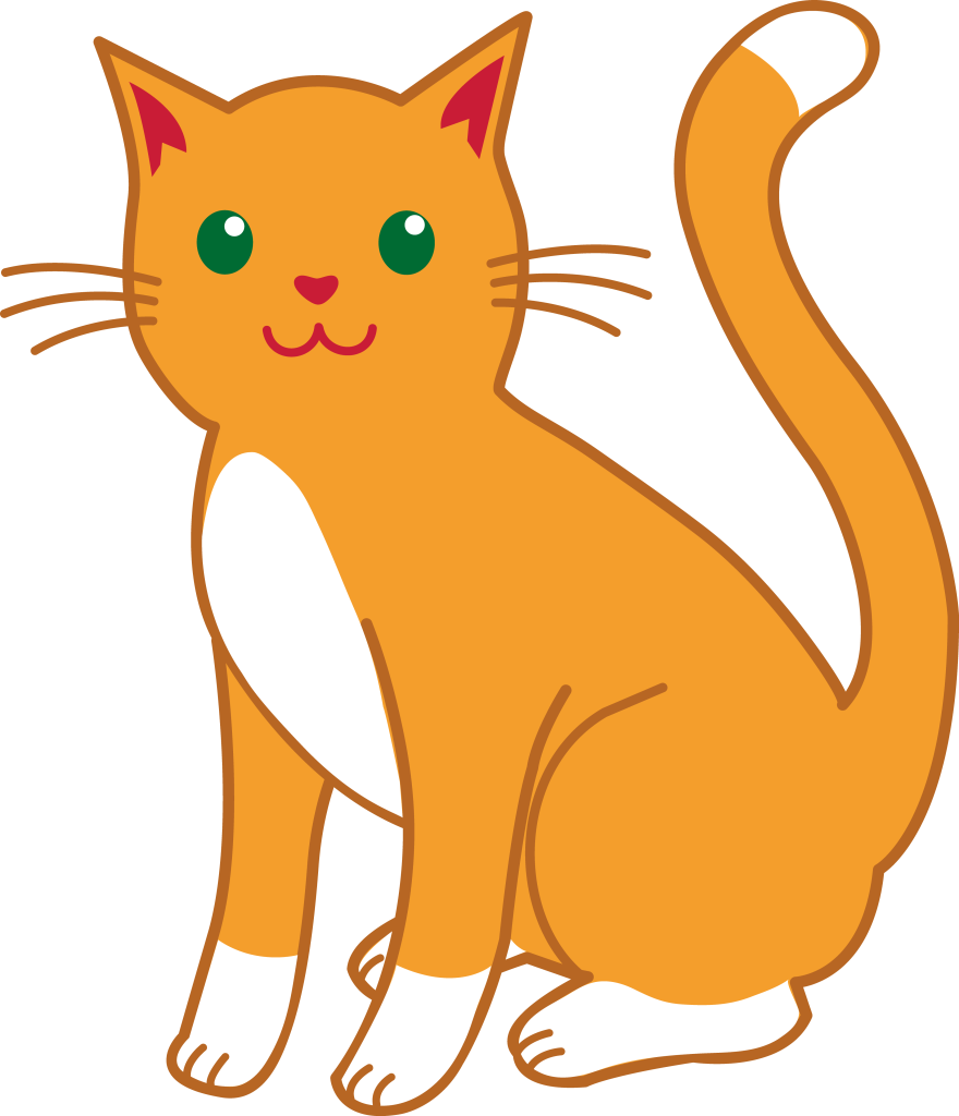 Feline clipart #3, Download drawings
